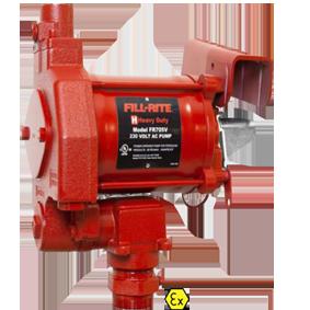 Benzinepomp FR 705 VE 80L min 230V 1
