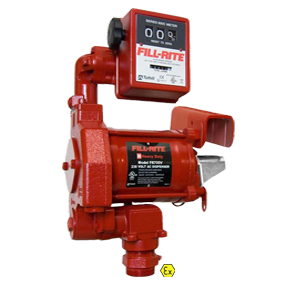 Benzinepomp FR 705 VEL teller 80L min 230V