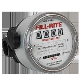 Mechanische vloeistofmeter FR 860 230L min