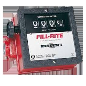 Mechanische vloeistofmeter FR 901L1
