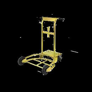 Besco blue line trolley voor vaten 180 200kg
