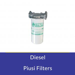 Diesel Piusi Filters