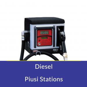 Diesel Piusi Stations