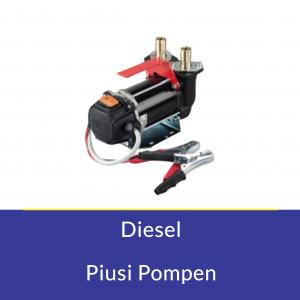 Diesel Piusi Pompen