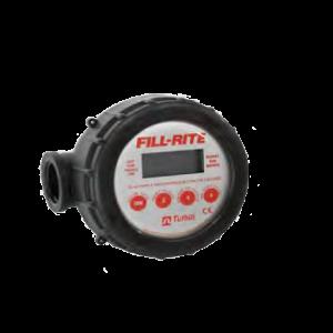 Fill rite digitale vloeistofmeter 75l