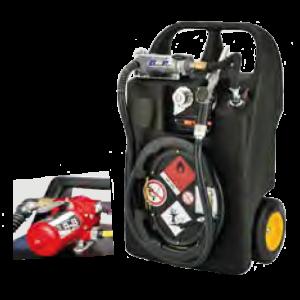 benzinetrolley 60l 95l elektrische pomp type 2
