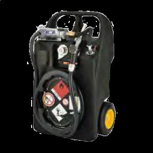 benzinetrolley 60l 95l handpomp 25l