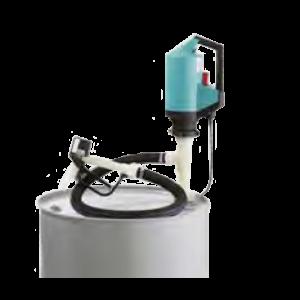 besco elektrische pomp vaten en ibc container 110l 230b 850w