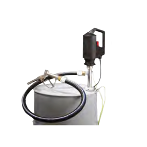 elektrische pomp vaten ibc container 110l 230v 700w