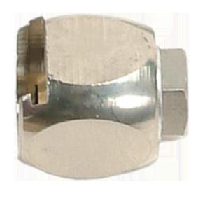 Hexagonale duwsmeerkop M10