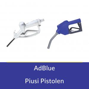 AdBlue Piusi Pistolen