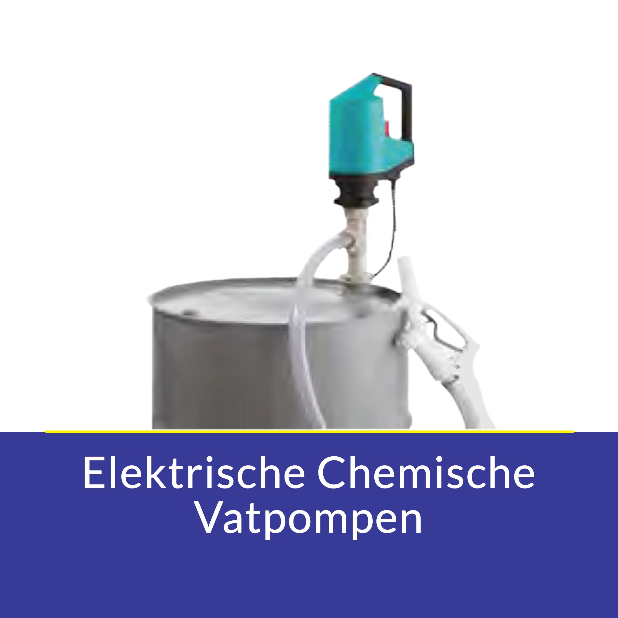 Elektrische Chemische Vatpompen