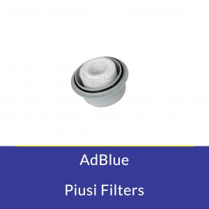 AdBlue Piusi Filters