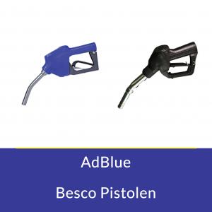 AdBlue Besco Pistolen