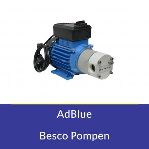 AdBlue Besco Pompen