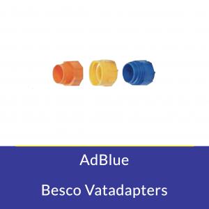 AdBlue Besco Vatadapters