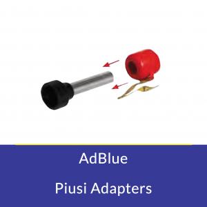 AdBlue Piusi Adapters