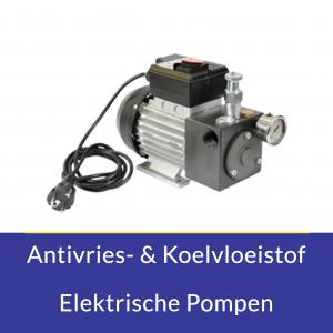 Antivries- en Koelvloeistof Elektrische Pompen