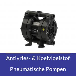 Antivries- en Koelvloeistof Pneumatische Pompen