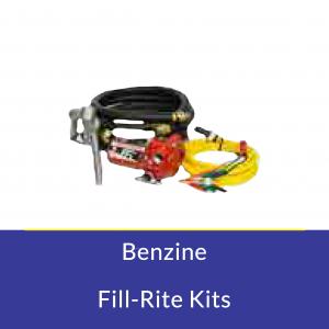 Benzine Fill-Rite Kits