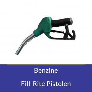 Benzine Fill-Rite Pistolen