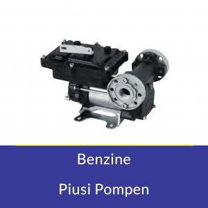 Benzine Piusi Pompen