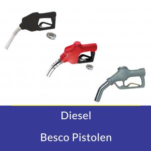 Diesel Besco Pistolen