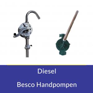 Diesel Besco Handpompen