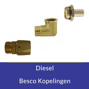 Diesel Besco Koppelingen