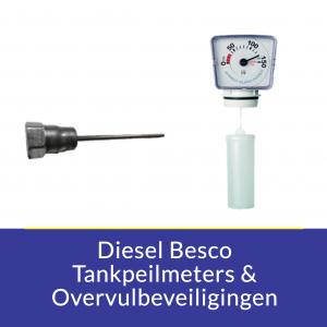 Diesel Tankpeilmeters en Overvulbeveiligingen