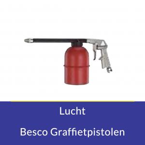 Lucht Besco Graffietpistolen