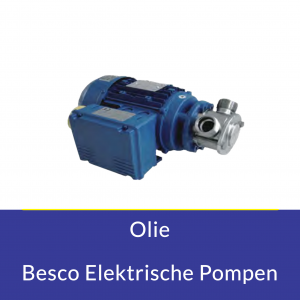Olie Besco Elektrische Pompen