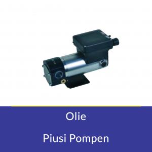 Olie Piusi Pompen