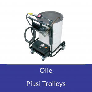 Olie Piusi Trolleys