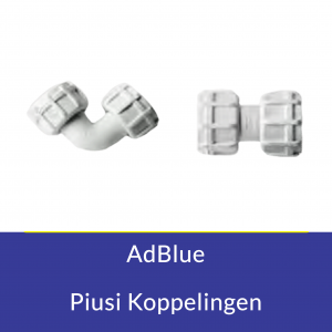 AdBlue Piusi Koppelingen