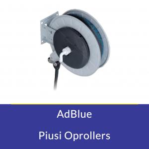 AdBlue Piusi Oprollers