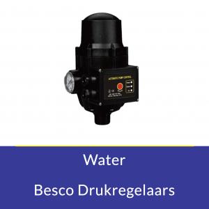 Water Besco Drukregelaars