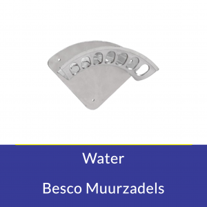 Water Besco Muurzadels