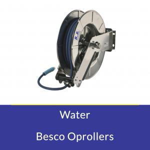 Water Besco oprollers